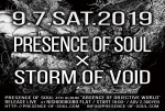 PRESENCE OF SOUL, STORM OF VOID