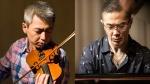 Hisaharu Teruuchi (piano), Naoki Kita (violin)