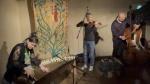 Naoki Kita (violin), Miyama McQueen-Tokita (koto), Kazuhiro Tanabe (contrabass)