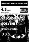 Stomatitis, SOLVENT, VALCADIAS, RiRiRi