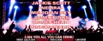 Jackie Scott, NEIRRA, Meridian Sky, Jimmy BInks, Honey Head, One Man Kru, The Spilt Ink