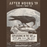 AFTER HOURS '19: Explosions in the Sky, MONO, envy, downy, toe, Boris, more
