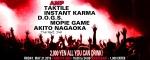 Instant Karma, D.O.G.S., Akito Nagaoka, Mopie Game, TAKTILE, The Spilt Ink