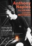 Anthony Naples, DJ HIKARU, Licaxxx, MOODMAN