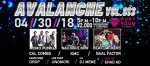 AVALANCHE Vol. 013: MOMO FUNK, BEATJACKERS 2.0, NAO RIGHT NOW, CAL COMBS, BAAL FACTOR, KMC, more
