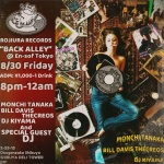 MONCHI TANAKA, THECREOS, DJ KIYAMA @ En-sof