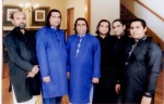 Badar Ali & Bahadur Ali Bros. Qawwali Troop (Pakistan)