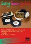 Boing Boom Tschak Vol. 1: PALLAKSCH, Korean Magpie Tapes, Youzy, DIX