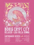 Boris, Crypt City, Relaxer, Lisa