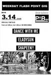 DANCE WITH ME, ELADYSUN, SHAPEEN!!