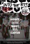 EIEFITS, suicideTV., Mandes, XTITS, ELADYSUN