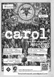 CAROL (Bremen GER), DISASTER, FLOATERS, MARUBULLMEN, NECROPHILE, RYDEEN, VERITAS CONC75, SECRET TEMPLE
