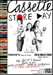 Cassette STORE DAY: Cynoveg*n, DIX & UNCLE TOSHI