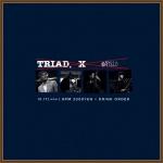 Triad X: 南博 (piano), 津上研太 (saxophone), 金森もとい (contrabass), 服部正嗣 (drums)