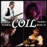 COIL (Natsuki Kido, Takeharu Hayakawa, Tsutomu Nakayama, Eiji Tanaka)