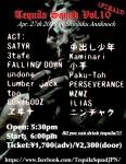SATYR, Falling Down, tpo., Undone, Paku-Toh, Kaminari, more
