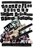 Soloist Anti Pop Totalization, Demon Altar, KITAMUU, slow crimes