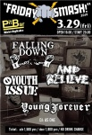 YOUNG FOREVER, FALLING DOWN, AND BELIEVE, YOUTH ISSUE