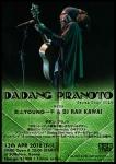 DADANG PRANOTO (Dialog Dini Hari & Navicula - Indonesia) with 奥山YOUNG一平 & DJ RAH KAWAI