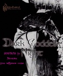Nereides Halloween Dark Goddess Night: Nourah, Cicek, Juno, Miho, RuMina, Soma (Ruhani Bellydance Arts), DJ KGee