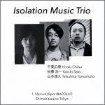 Hiroki Chiba (bass), Koichi Sato (pf), Tatsuhisa Yamamoto (ds)