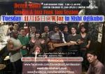 Derek Short's Jam Session (Groove, Jazz & Funk Workshop)