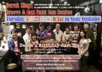 Derek Short Birthday Jam (2) Session and Band Workshop