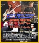 Derek Short Jazz Funk Groove Quartet