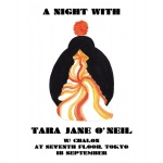 Tara Jane O'Neil + special guest, Chalon (Ippei Matsui + Le Perrie + Mashu Oki)