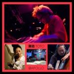 Reona (tap), Fumio Itabashi (piano), Takashi Seo (bass)