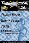 Talent Show, HAPPY TOWN, TVTV