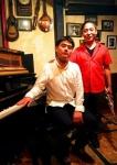 Koki Matsui (sax), Ami Ogaeri (piano)