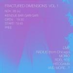 Free show! Radius (from Chigago), Morio, Fidel 500, Hitodama