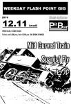 Spanish Fly, HIRU, Mid Curved Train