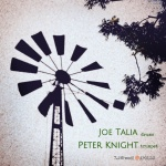 Joe Talia (ds), Peter Knight (tp, from Melbourne)