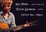 Tetuzi Akiyama (guitar), Kim Myhr (guitar, from Oslo)