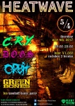 C.R.Y., D.O.G.S, ORBIT, ERA OF GREEN BONES, DJs WOODOFF DANCE PARTY
