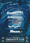 Barebones, Ken Matsutani and..., Stupid Babies Go Mad, ミックスマスター,  The Jahcaze