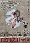 Adrena Adrena (UK), Taro Aiko (ENDON), THE EARTH TEMPLE, Concierto de la Familia, HUH, Oqysy