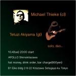 Michael Thieke (from Berlin), Tetuzi Akiyama