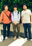 SETAGAYA TRIO: yusei takahashi (pf), keigo iwami (b), sota kira (ds)