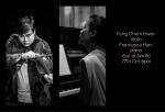 Francesca Han (piano), Fung Chern Hwei (violin) - from NY