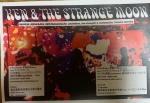 Ken & The Strange Moon, デッドバンビーズ, 川口雅巳ニューロックシンジケイト, 森川祐護 (PolygonHead)