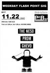 THE NESO, PROM, GHEVO