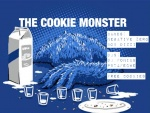 THE COOKIE MONSTER: Negative Zero, Bob Dizzi, Putafeche, DJ Foniks