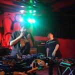 INCAPACITANTS, Oshiri Penpenz, DOOMBOYS feat. Chiyo Kamekawa, GROUNDCOVER.