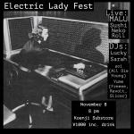 MALU (USA/MX), Sushi Neko Roll (JPN/USA) + DJS Lucky Sarah + Yume (Freeee, Revolt, Slicer) + aoi (All Die Young)