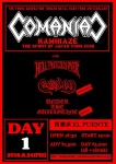 COMANIAC (Switzerland), HELL FREEZES OVER, CONFUSED MIND, UNDER THE GUILLOTINE