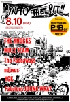 MULE TEAM, The Fadeaways, THE KNOCKS, Fabulous JOHNK WRAY, ndovus, YGK