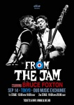 FROM THE JAM starring BRUCE FOXTON (2nd Stage)